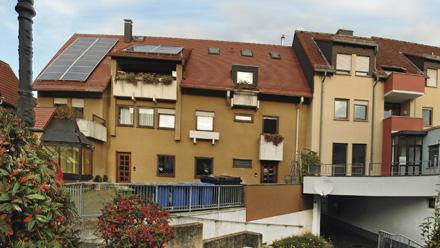 Gesundheitszentrum Laubach Rückansicht